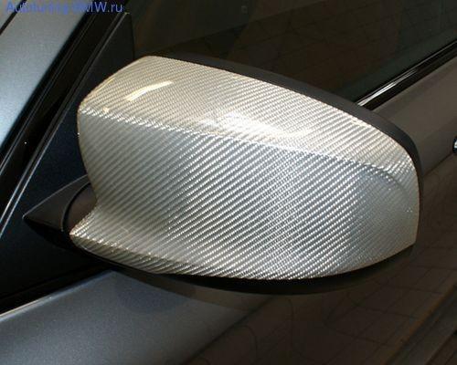 Накладки на зеркала BMW X5M E70/X6M E71