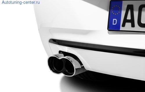Насадка глушителя AC Schnitzer для BMW F30 3-серия