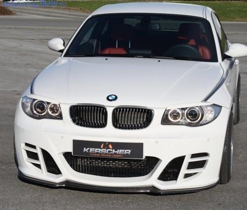 Аэродинамический обвес Kerscher для BMW E82/E88 1-серия