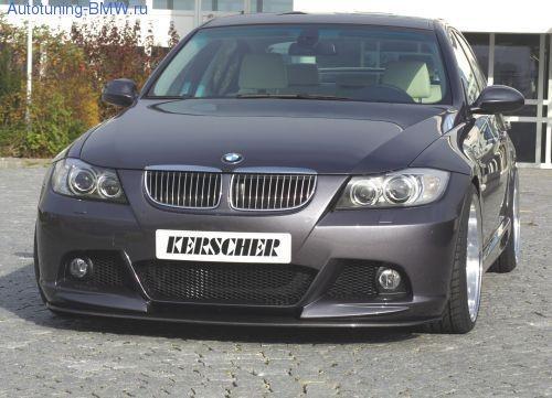 Обвес BMW E90 3-серия