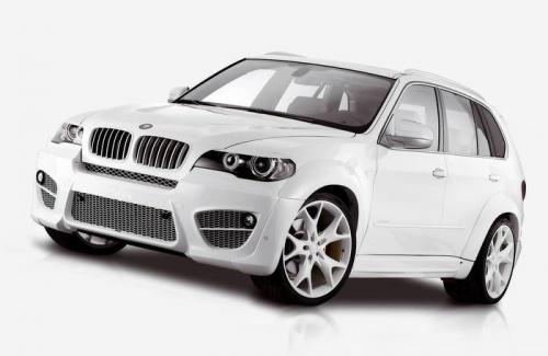 Обвес CLR X530 для BMW X5 E70