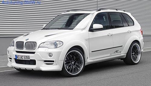 Обвес BMW X5 E70 Falcon