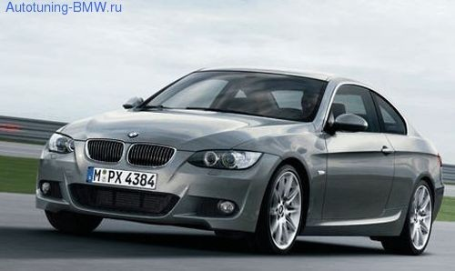 Оригинальный комплект обвеса для BMW E92 LCI 3-серия