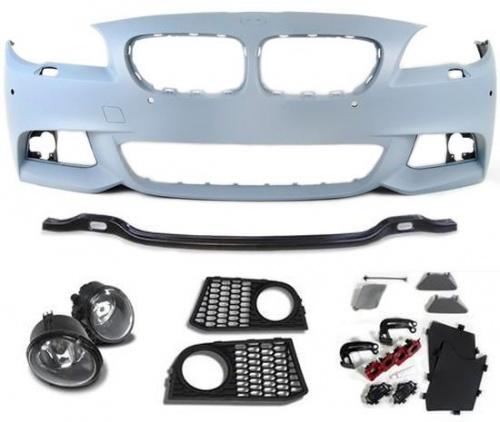Оригинальный передний бампер М-стиль для BMW F10/F11 5-серия