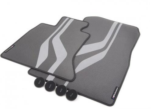 Передние коврики M Performance для BMW F10 5-серия