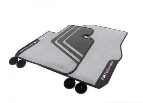 Передние коврики M Performance для BMW M2 F87