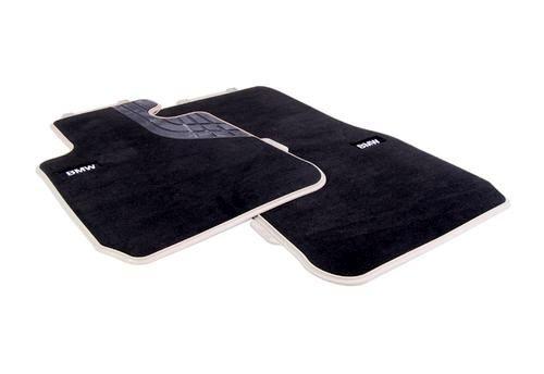 Велюровые коврики Modern Line для BMW F30 3-серия, передние