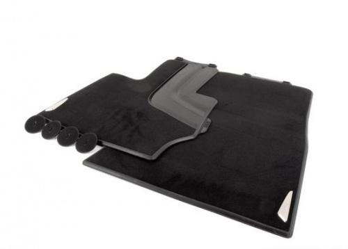 Текстильные ножные коврики для BMW X3 F25, передние