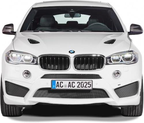 Передний бампер AC Schnitzer для BMW X6 F16
