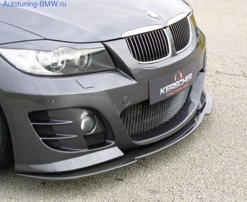 Передний бампер BMW E90 3-серия