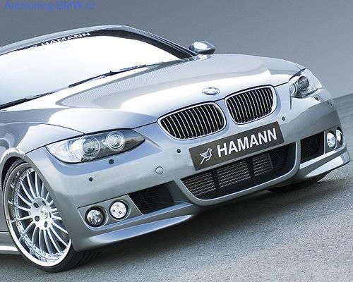 Передний бампер BMW E92 3-серия
