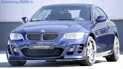 Передний бампер BMW E92/E93 3-серия