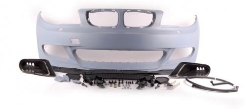 Передний бампер Performance для BMW 1-серия