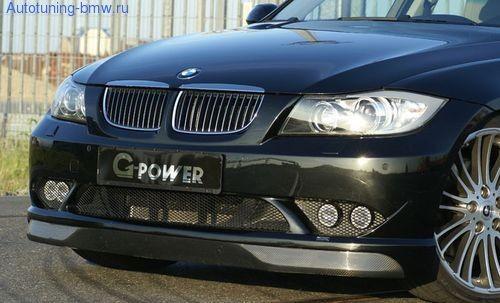 Передний бампер для BMW E90 3-серия