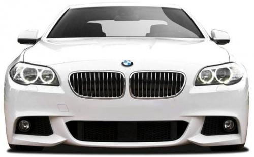 Передний бампер М-стиль для BMW F10 5-серия