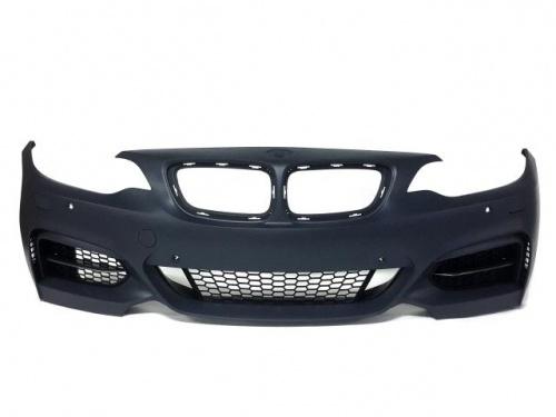 Передний бампер М-стиль для BMW F22 2-серия