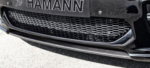 Передний спойлер Hamann для BMW X5 F15