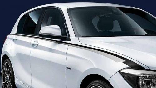 Акцентные полосы M Performance для BMW F20 1-серия