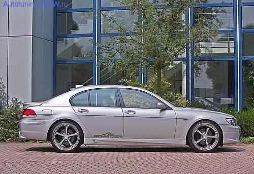 Пороги AC Schnitzer для BMW E65 7-серия