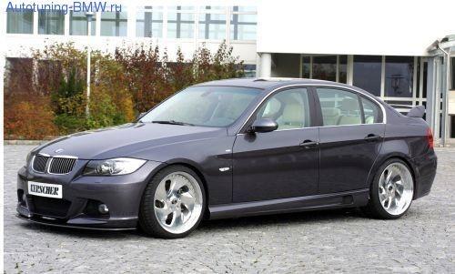 Пороги BMW E90/E91 3-серия