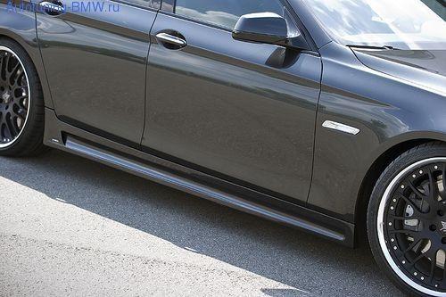Пороги BMW F10/F11 5-серия Hamann