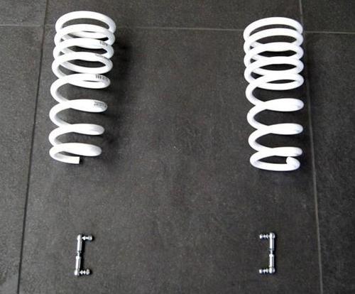 Пружины с занижением для BMW X6 F16