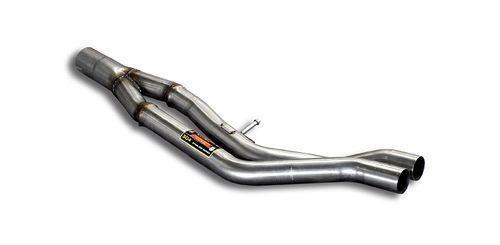 Y-pipe выпускные трубы для BMW E90/E92 3-серия