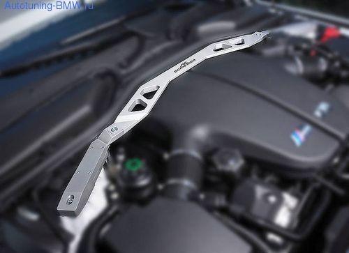 Растяжка передних стоек для BMW M6 E63/E64 6-серия