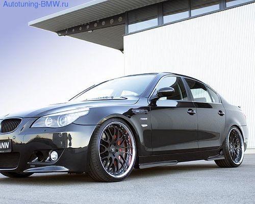 Винтовая подвеска для BMW E60 5-серия