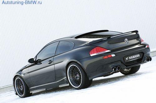Регулируемая подвеска для BMW E63 6-серия