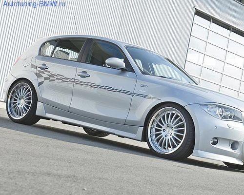 Винтовая подвеска для BMW E87 1-серия