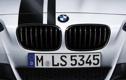 Решётка радиатора BMW F20 1-серия