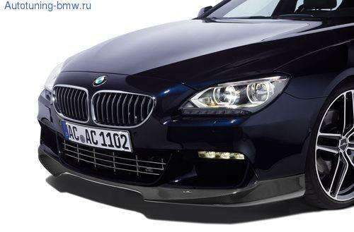 Решётка переднего бампера AC Schnitzer для BMW F06/F13 6-серия