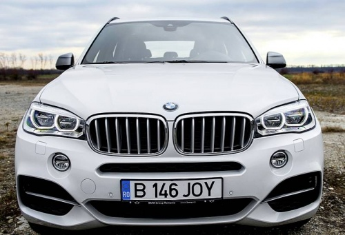 Решётка радиатора Pure Excellence для BMW X5 F15