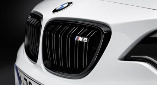 Решётка радиатора M Performance для BMW M2 F87