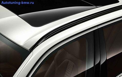 Рейлинги на крышу BMW X5 F15
