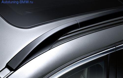 Рейлинги на крышу для BMW E61 5-серия