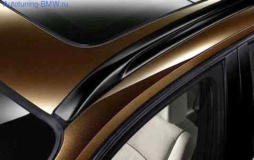 Рейлинги на крышу для BMW F11 5-серия
