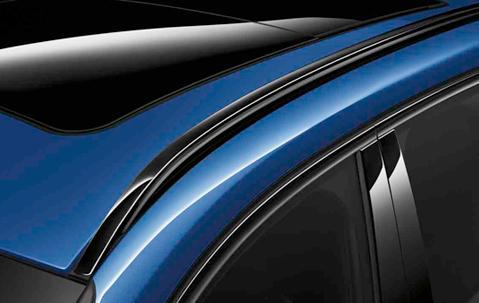 Рейлинги на крышу BMW X1 F48