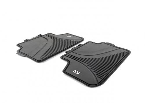 Задние ножные коврики для BMW G30 5-серия