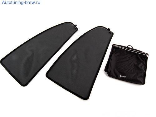 Солнцезащитные шторы боковых стекол BMW E90 3-серия