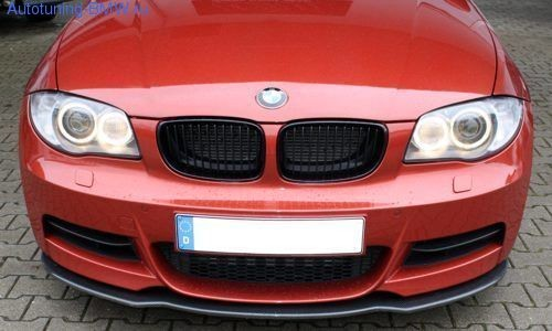 Сплиттер переднего для BMW E82/E88 1-серия