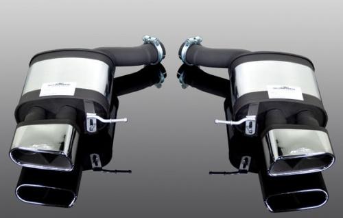 Спортивный глушитель AC Schnitzer для BMW F06 6-серия
