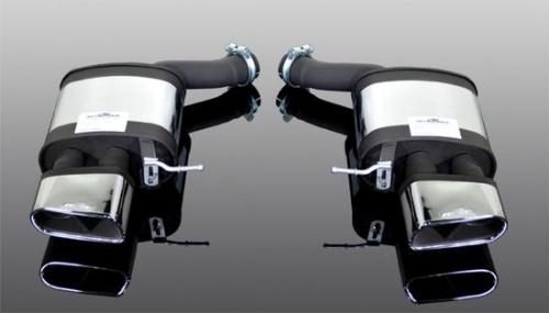 Глушитель AC Schnitzer для BMW F10 5-серия