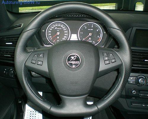 Спортивный руль для BMW X5 E70