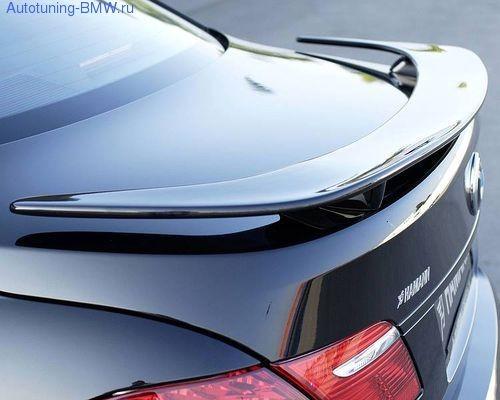 Спойлер Hamann для BMW E65 7-серия