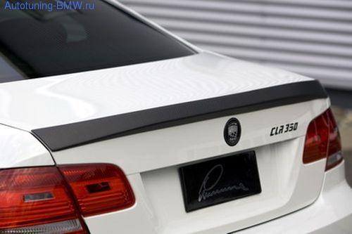 Карбоновый спойлер для BMW E92 3-серия