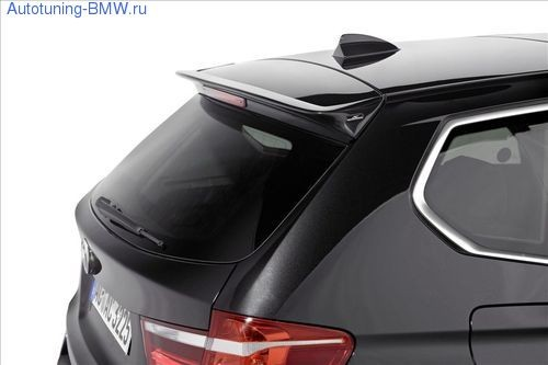 Спойлер BMW X3 F25