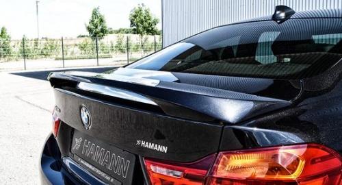 Спойлер Hamann для BMW F32 4-серия