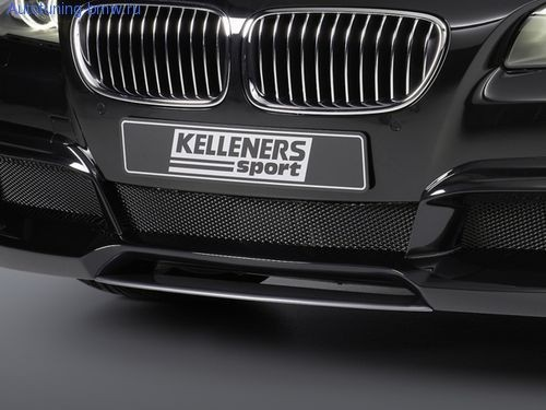 Передний лип-спойлер Kelleners для BMW F10 5-серия